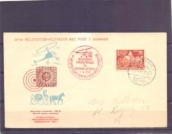 Danmark - Danmarks Frimaeker 100 Är - Kobenhavn 1/4/1951    (RM14337) - Post