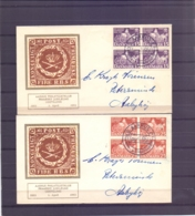 Danmark - Aarhus Philatelistklub - Frimaerke Jubilaeums Udstilling - Kobenhavn 1/4/1951   (RM14340) - Post