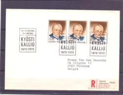 Finland - Helsinki 10/4/1973    (RM14343) - Post