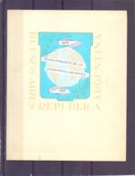 Rep. Argentina - 75 Aniversario De La Union Postal Universal   (RM14345) - Post