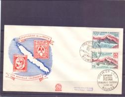 Nouvelle Calédonie  - FDC - Centenaire De La Poste - Noumea 20/5/60     (RM14348) - Post