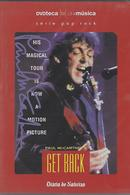 Paul MCartney's Get Back - DVD - Concert & Music