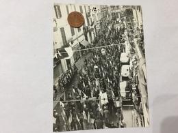 FOTO VARESE PARATA MILITARE 25 APRILE CARABINIERI UNIFORME COMBATTENTI E REDUCI. - Guerra, Militari
