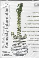 The Paris Concert For Amnesty International - DVD - Concert Et Musique