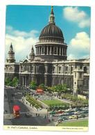 Inghilterra England London St. Paul's Cathedral Viaggiata 1977 Condizioni Come Da Scansione - London