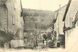 SUISSE  CORNAUX. Rue Du Haut - NE Neuchâtel