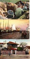 Grèce : Salonique : Lot De 3 Cartes Anciennezs - Greece