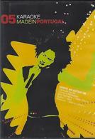 Karaoke Made In Portugal Vol.5 - DVD - Concerto E Musica