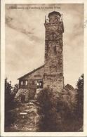 Neudek (Nejdek) Am Pendlberg Aussichtturm 974m. Postm. 15-05-1929 - Tsjechië