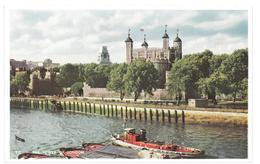 Inghilterra England The Tower Of London Non Viaggiata Condizioni Come Da Scansione - Tower Of London
