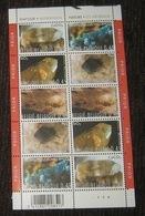 3174 - 3178** Mineralen Minéraux (2003) Onder Postprijs - Moins Que Prix Faciale - Planche 4 - Panes
