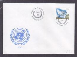 Estonia 1995 United Nations 50th Anniversary FDC - Estonia