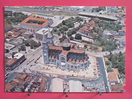 Visuel Très Peu Courant - Brésil - Fortaleza - Catedral - Scans Recto-verso - Fortaleza