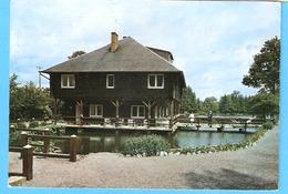 Honnay-Revogne (Pondrôme-Beauraing)+/-1960-Ermitage Canadien-Hôtel-Restaurant-Grand Etang-Prop.R.Van Der Straten-Waillet - Beauraing