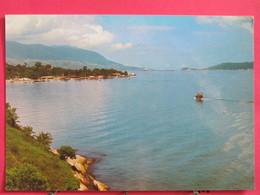 Visuel Très Peu Courant - Brésil - Ilha Bela - Vista Parcial - Scans Recto-verso - Brazil