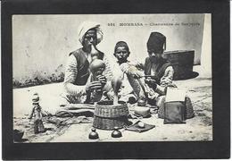 CPA Kenya Ethnic Afrique Noire Type Non Circulé Charmeur De Serpents Métier - Kenya