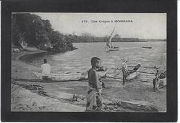 CPA Kenya Ethnic Afrique Noire Type Non Circulé Mombasa - Kenya