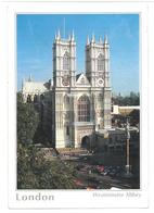 Inghilterra England London Westminster Abbey Viaggiata 1999 Condizioni Come Da Scansione - Westminster Abbey