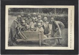 CPA Kenya Ethnic Afrique Noire Type Non Circulé Brouette - Kenya