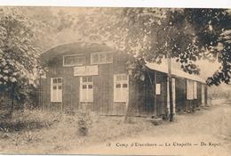CPA - Belgique - Camp D'Elsenborn - La Chapelle - Elsenborn (camp)