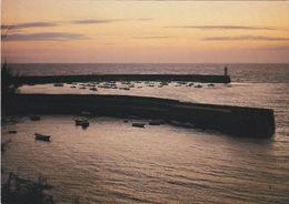 FLAMANVILLE (50) - Le Port De Diélette Au Crépuscule - La Cigogne 501577 - Sans Date - Frankreich