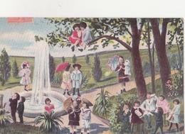 CP - Jardin Public...... - Fêtes - Voeux
