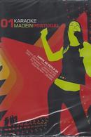 Karaoke Made In Portugal - Vol.1 - DVD - Concerto E Musica