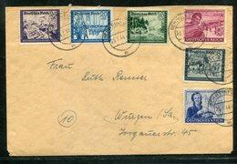 Deutsches Reich / 1944 / Mi. 888-893 Kpl. A. Satzbrief (15097) - Deutschland