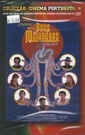 Portuguese Movie With Legends - Crónica Dos Bons Malandros - DVD - Comedy