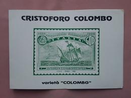 REPUBBLICA 1992 - Folder Con Foglietto Contenente Varietà - Nuovo ** + Spese Postali - Varietà E Curiosità