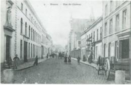 Ninove   2 Rue Du Chateau    Reproduc. - Ninove