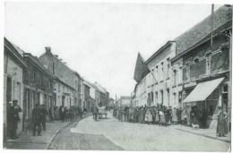Ninove   Geraardsbergsestraat    +/- 1930   Reproduc. - Ninove