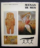 Lithuanian Book / Menas Ir Mes / Art And We 1975 - Bücher, Zeitschriften, Comics