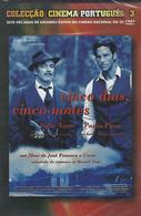 Portuguese Movie With Legends - Cinco Dias, Cinco Noites - DVD - Drama