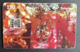 N 138 ,Christmas 1998 - Norvège