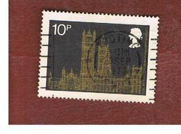 GRAN BRETAGNA (UNITED KINGDOM) -  SG 940 -  1973  COMMONWEALTH INTERPARLIAMENTARY CONFERENCE - USED° - 1952-.... (Elisabetta II)