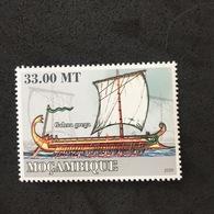 MOZAMBIQUE. SHIP. GALERA GRIEGA. MNH D2505C - Barcos