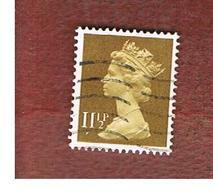 GRAN BRETAGNA (UNITED KINGDOM) -  SG X942  -  1979 QUEEN ELIZABETH II  11 1/2 - USED° - 1952-.... (Elisabetta II)