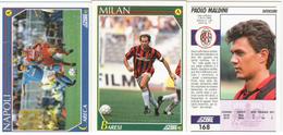 CARDS SCORE 1992 CALCIATORI ITALIA - Calcio