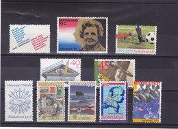 PAYS BAS 1979 Yvert 1103 + 1105-1106 + 1111-1117 NEUF** MNH - Period 1949-1980 (Juliana)