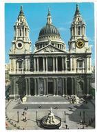 Inghilterra England London St. Paul's Cathedral Viaggiata 1964 Condizioni Come Da Scansione - London