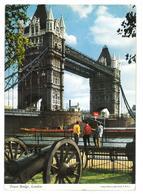 Inghilterra England London Tower Bridge Viaggiata 1970 Condizioni Come Da Scansione - London