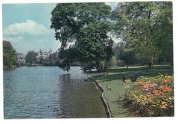 Inghilterra England London St. James's Park Viaggiata 1964 Condizioni Come Da Scansione - London