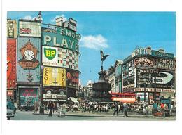 Nghilterra England London Piccadilly Circus Viaggiata 1975 Condizioni Come Da Scansione - Piccadilly Circus
