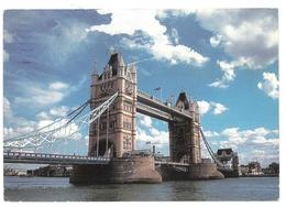 Inghilterra England London Tower Bridge Viaggiata 1997 Condizioni Come Da Scansione - London