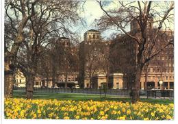 Inghilterra England London Park Lane Grosvenor House In Spring Viaggiata 1976 Condizioni Come Da Scansione - London