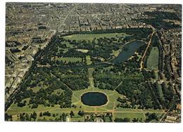 Inghilterra England London Hyde Park And Kensington Garden Non Viaggiata Condizioni Come Da Scansione - River Thames