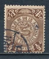 °°° CINA CHINA - Y&T N°60 - 1902 °°° - Usati