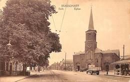 Brasschaet - Kerk Eglise (animatie, Oldtimer Uitg. Wve Rayemackers 1928) - Brasschaat