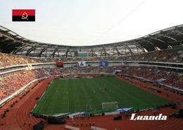 Angola Luanda Football Stadium Overview New Postcard Stadion AK - Football